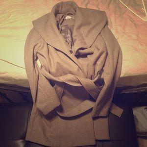 Merona Wool Trench Coat